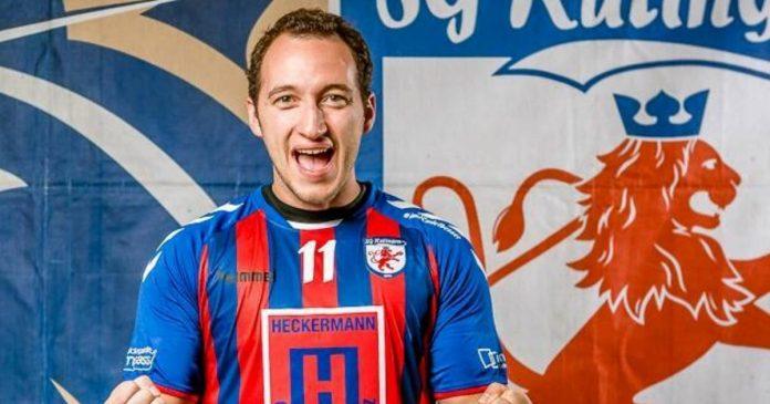 SG Ratingen reinstated left winger Fabian Klausen