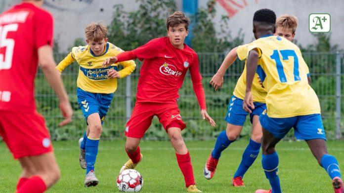 Son of Former HSV Star: Damien Van Der Vaart's First Decade