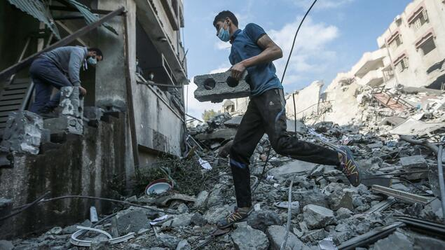 United Nations Reports: More than 52,000 Palestinians in the Gaza Strip lost their homes - politics