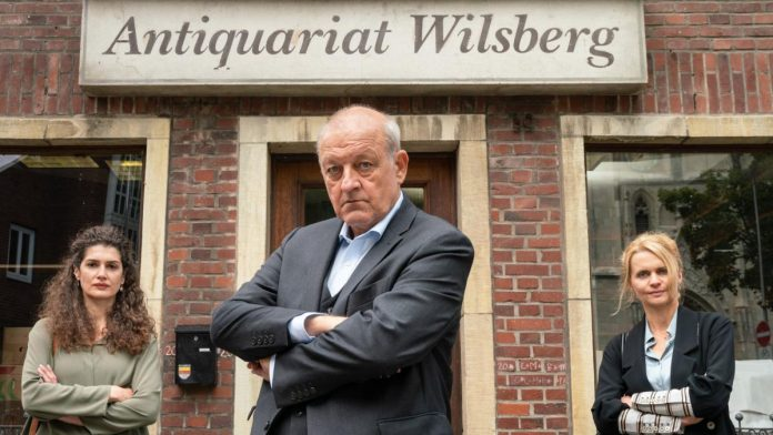 Wilsberg Out of the Blue Today May 22nd, 21st on ZDF: TV Date, Cast, Plot