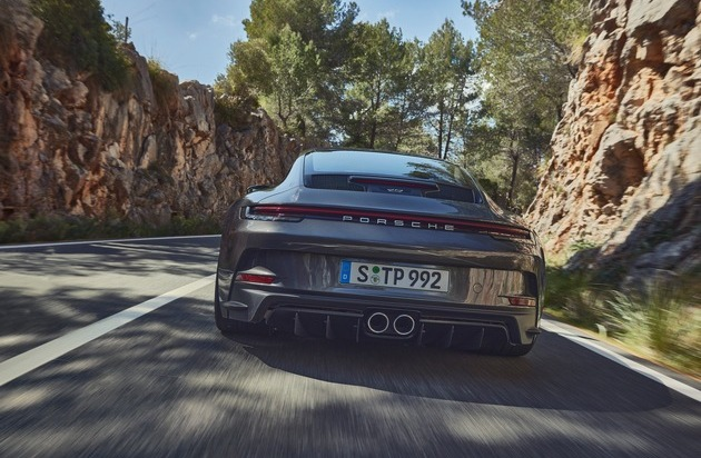 ▷ New Porsche 911 GT3 with Journey Package