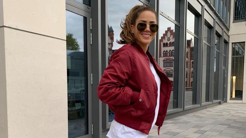 Angelina Banek in July 2020