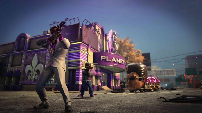 No Saints Row, Dead Island, Metro and TimeSplitters for next week