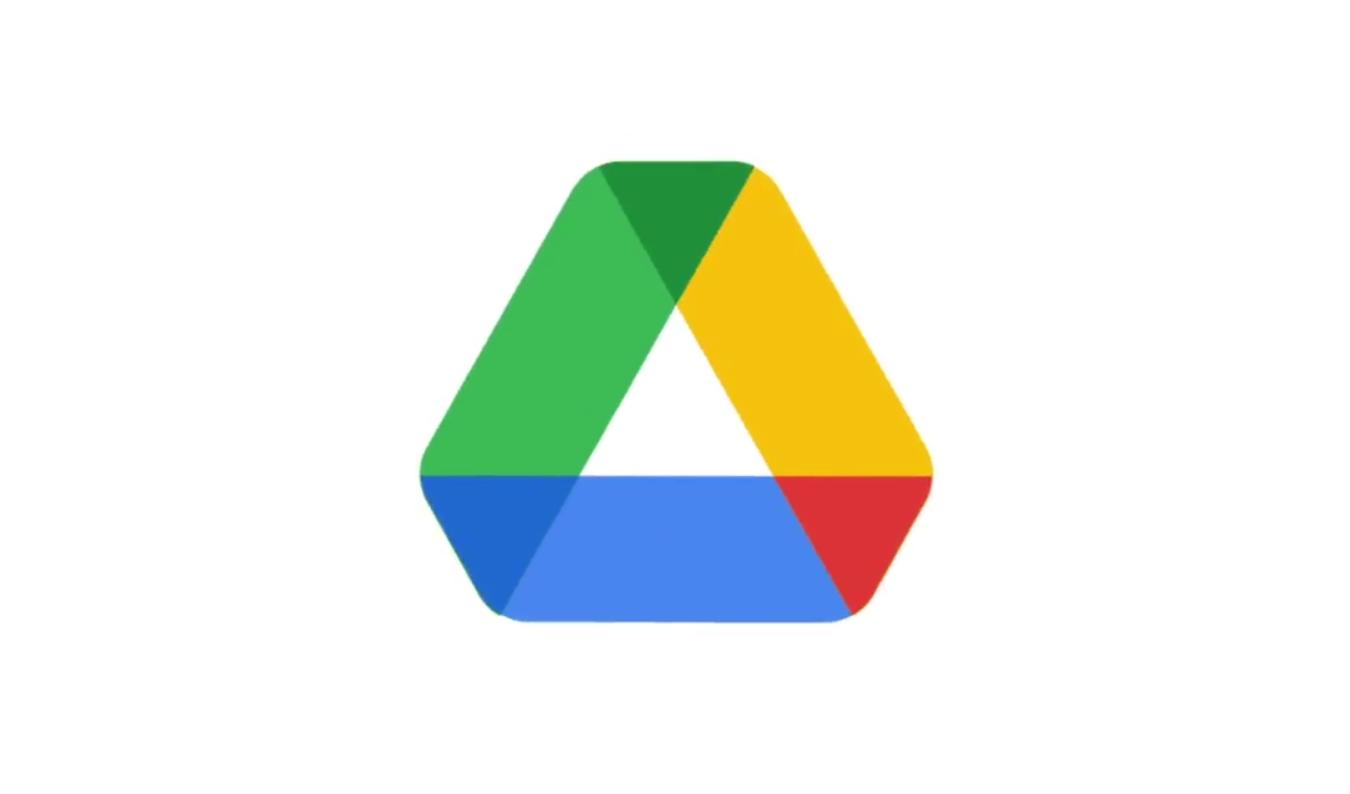 New google drive logo 2020