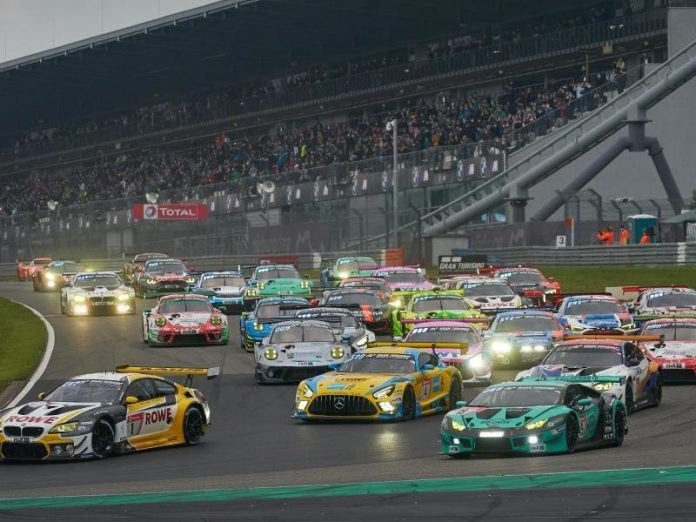 The 24 hour race at the Nürburgring has stopped |  free press