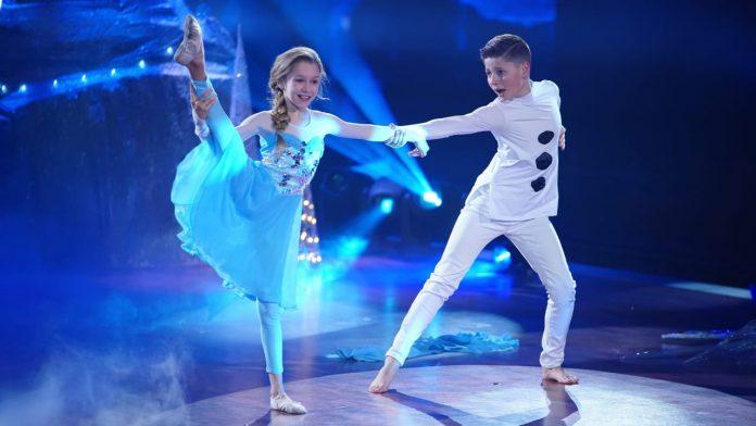 'Let's Dance Kids' final - Szewczenko's daughter wins - TV