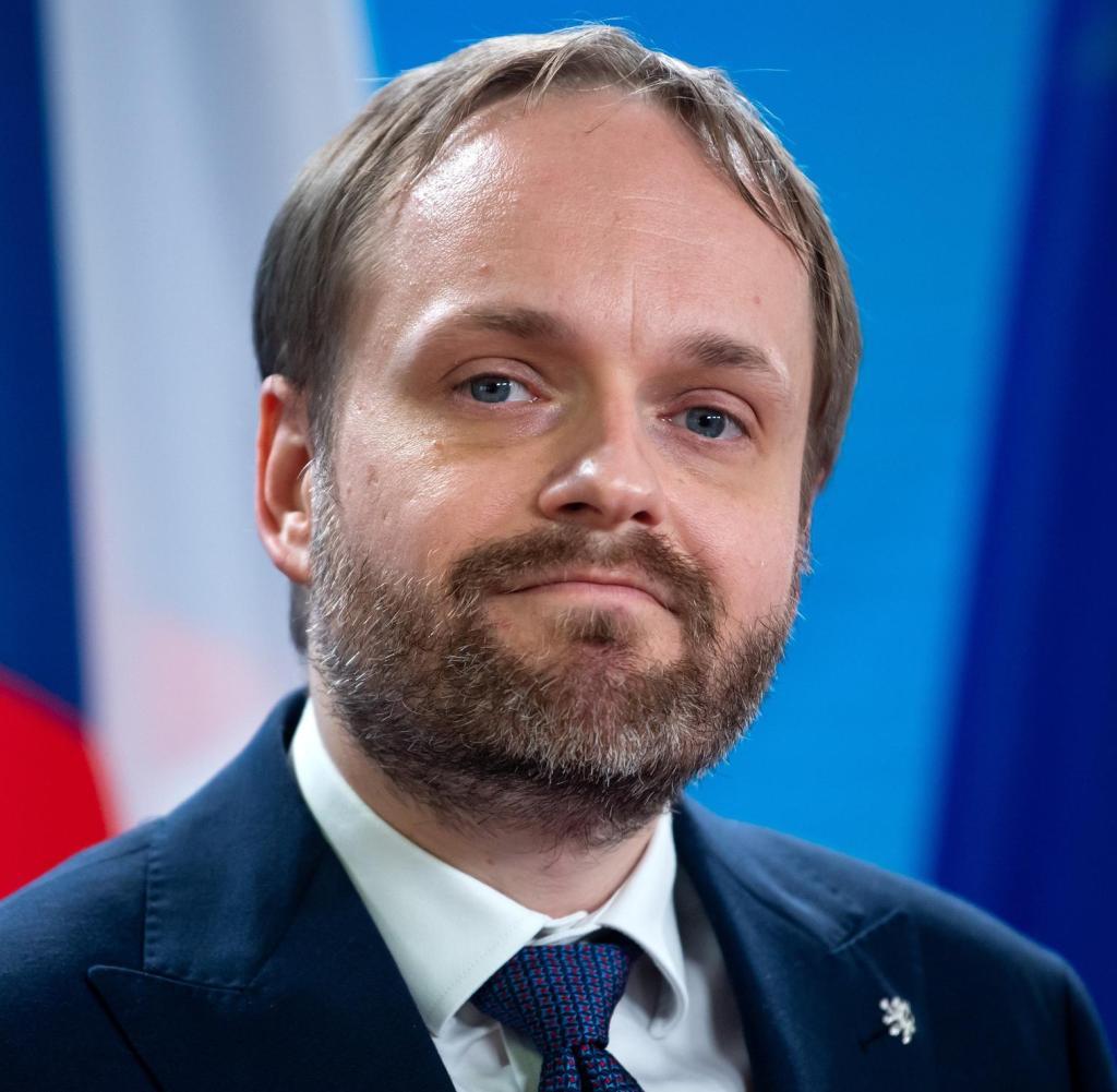 Czech Foreign Minister Jacob Kolhank