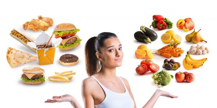 Unhealthy eating puts pressure on oneself - especially with women - the practice of healing