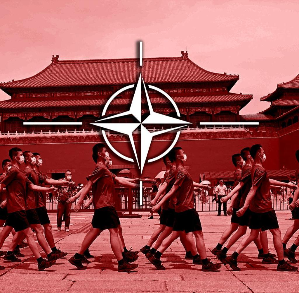 In the final document of the NATO summit, it was said that they