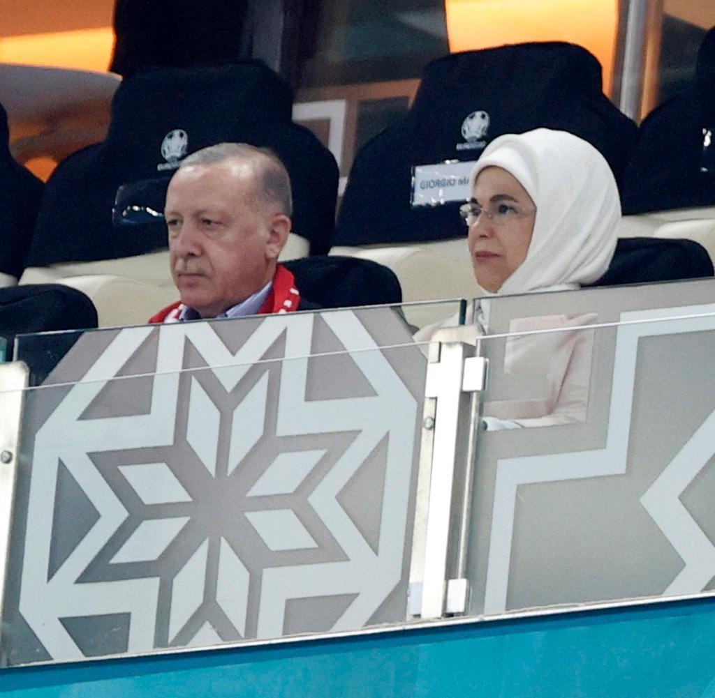Euro 2020 - Group A - Turkey vs Wales