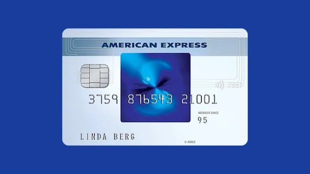 The Amex Blue Card can be used for Apple Pay.