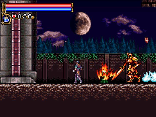 Castlevania Advance group appeared on the rating board