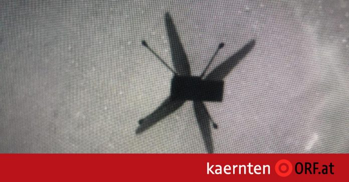 New projects for the Mars Drone Team - kaernten.ORF.at