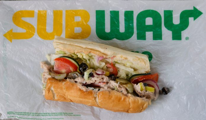 Subway Tuna Mystery: No fish in a tuna submarine?