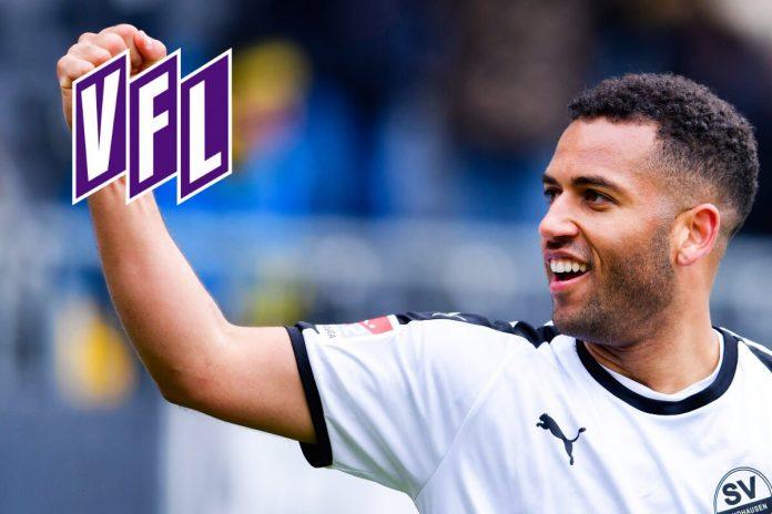 VFL Osnabrück sign former American international Andrew Wootten from Admira Walker Modling