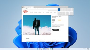 Windows 11 Snap Assist