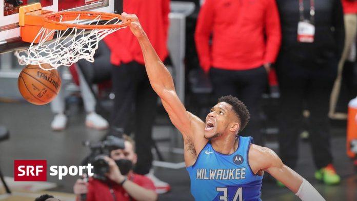 NBA semi-finals - Capellas Hawks after storming the reserve against the Bucks - Sports