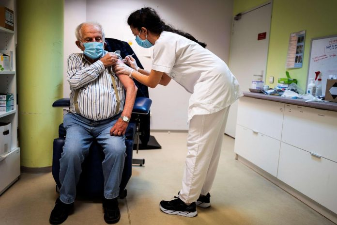 81% of nursing home residents have been fully vaccinated