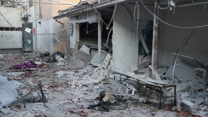A hospital was also bombed: 16 people were killed by missiles in northern Syria