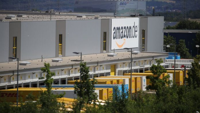 Amazon: Ver.di calls employees to strike on Prime Day