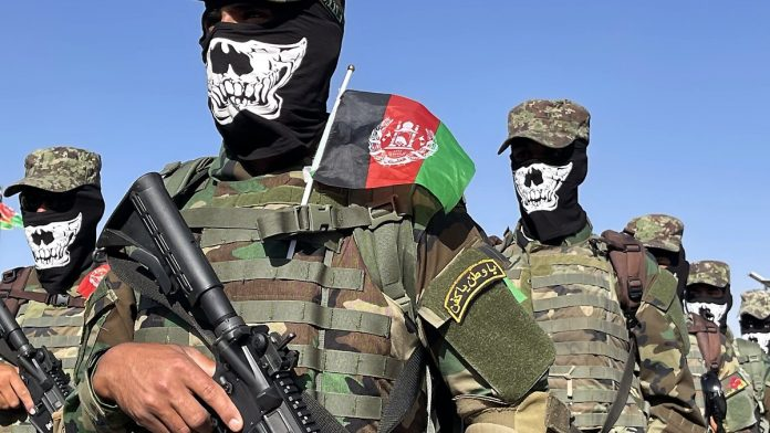 Ambush shooting: Taliban kill more than 20 elite soldiers