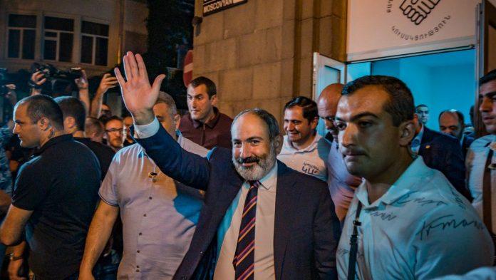 Armenia's Prime Minister Nikol Pashinyan wins parliamentary elections