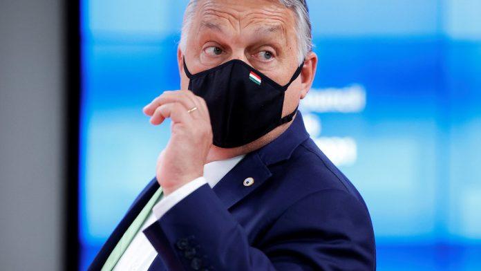 Call for an EU response to Hungary: Seehofer: Orban has gone too far