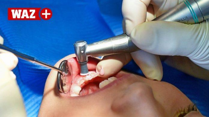 Children's chalk teeth: NRW is the sad leader
