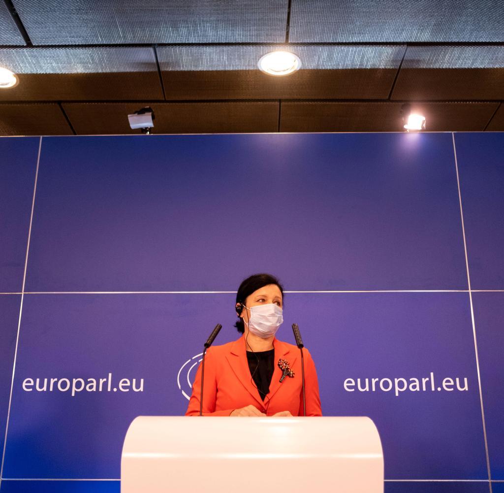 European Parliament - Transparency
