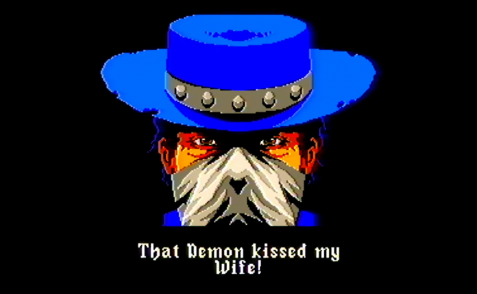 Demon Throttle by Devolver only comes physically