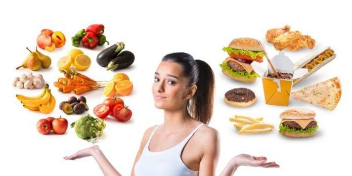 Diet: An unhealthy diet has a negative effect on the psyche, especially in women.
