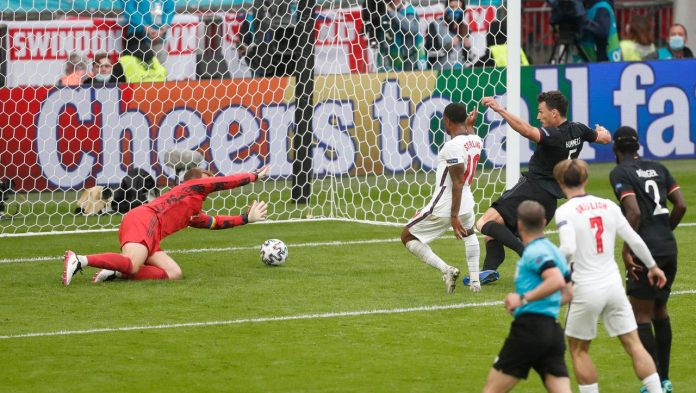 Football EM 2021: Germany lost in the round of 16 to England and was eliminated