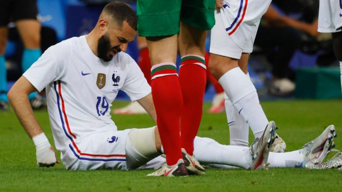 France wins sovereignty - and concerns about Benzema
