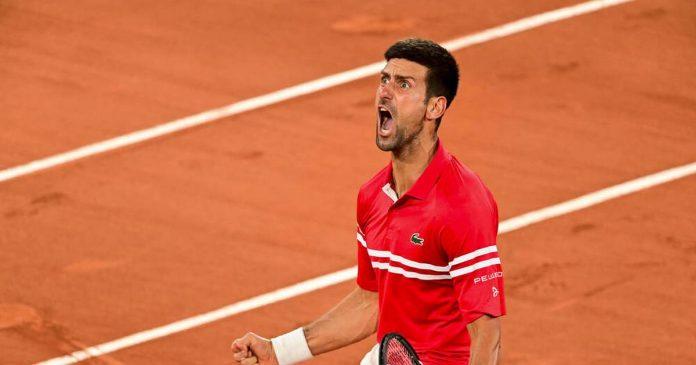 French Open: Novak Djokovic