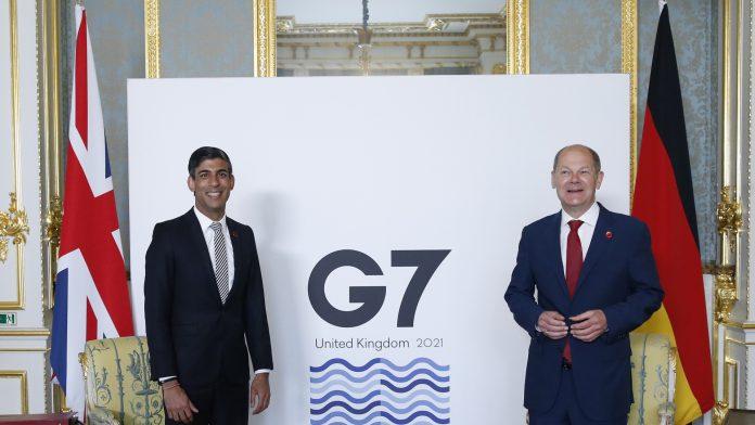 G7 Agreement on Minimum Taxes: 'Historic Breakthrough'