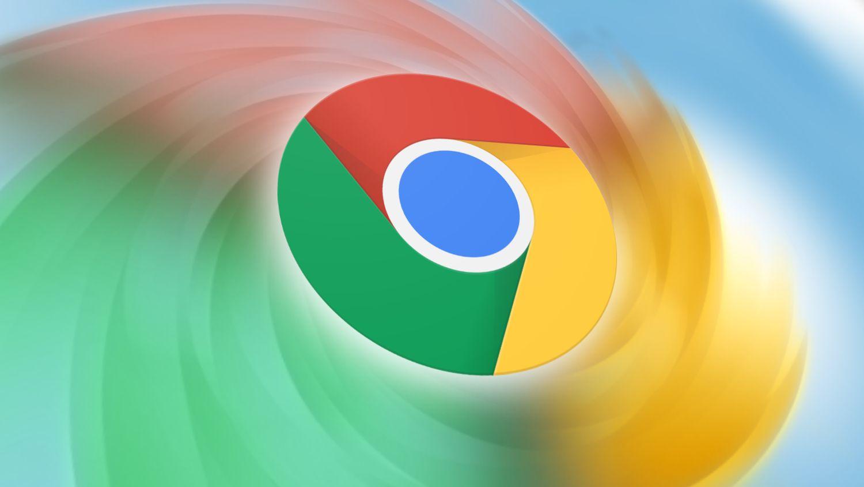 Chrome Swoosh Logo