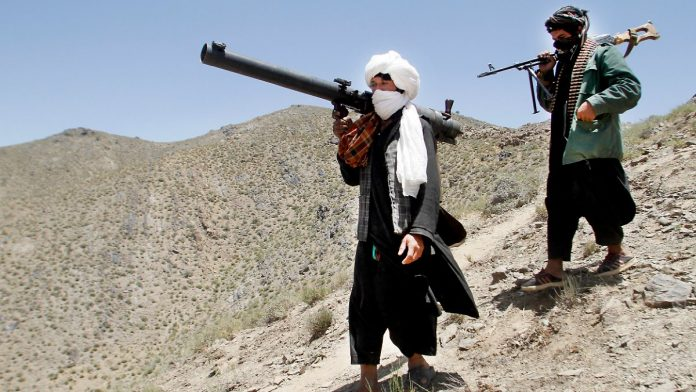 Government in Kabul under pressure: Taliban has provincial capitals in sight