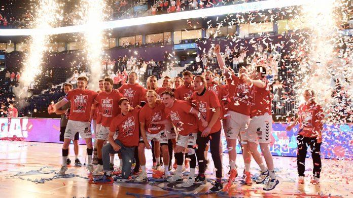 HSV handball players make the promotion to the Bundesliga perfect |  NDR.de - Sports