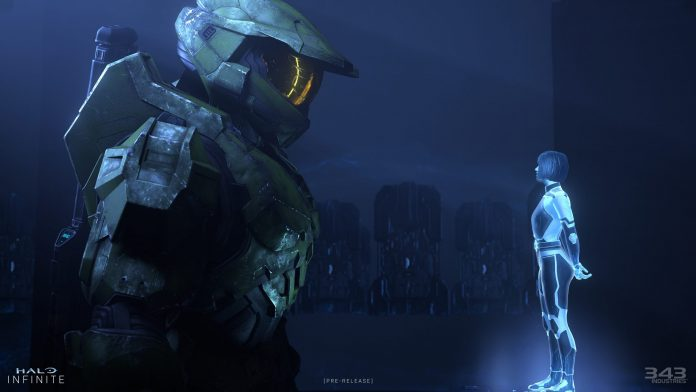 Halo Infinite: Multiplayer characters have important roles