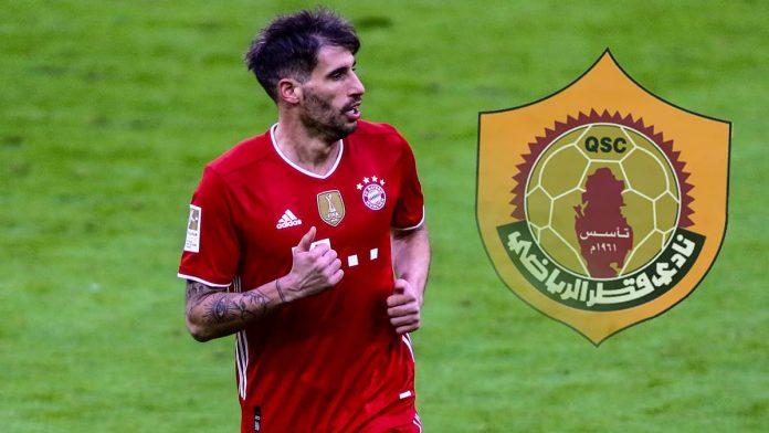 Javi Martinez's future seems clear: Bayern star announces his move to Qatar FC نادي