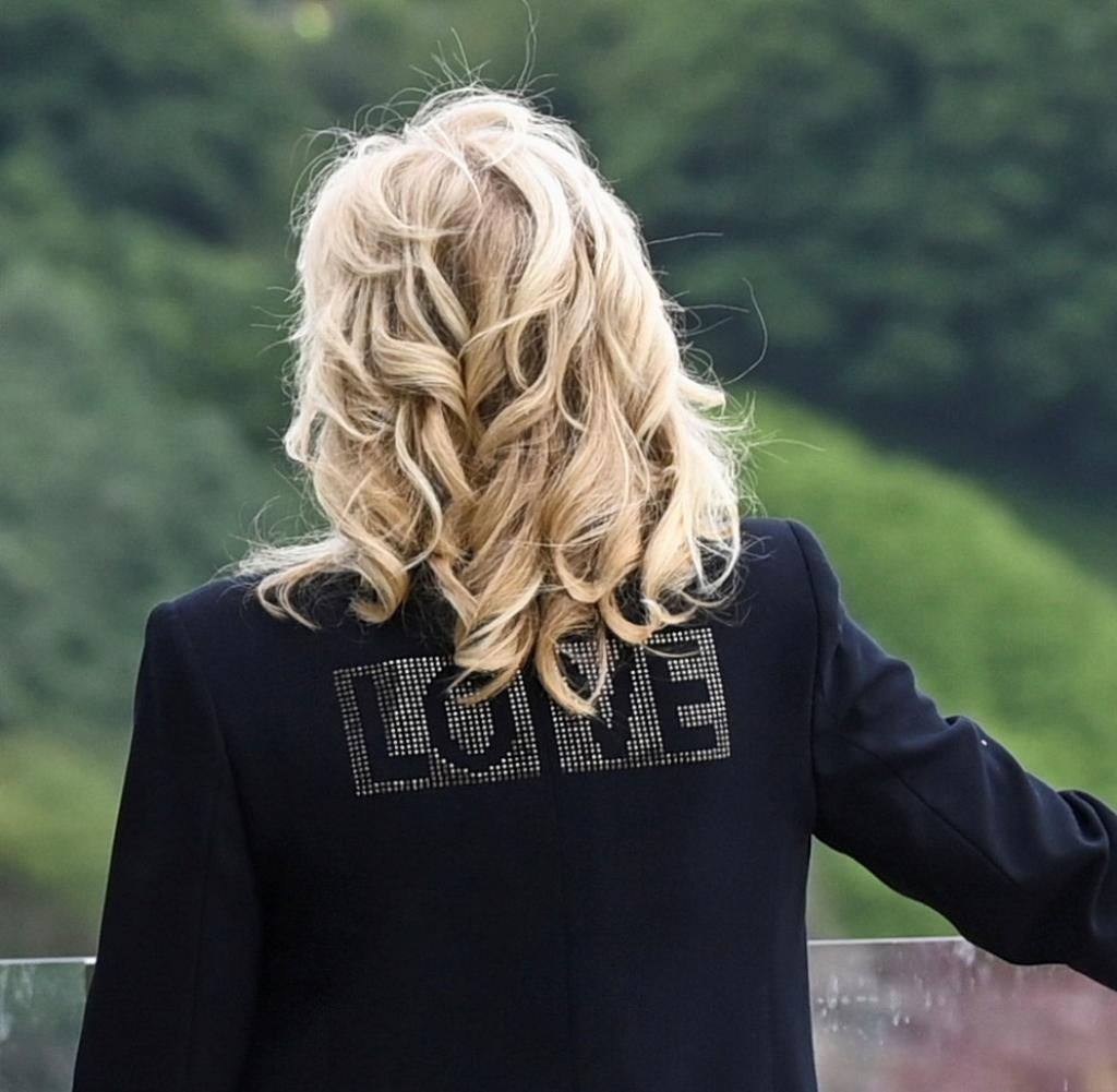 Obvious announcement: US First Lady Jill Biden brings US love to Cornwall, UK, where this year's G7 summit takes place