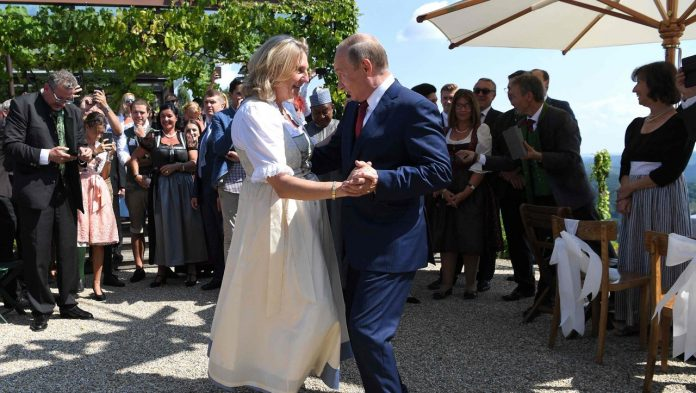 Karin Kneissl: Former Austrian Foreign Minister was elected to Rosneft's supervisory board
