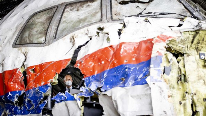 MH17: The main procedures for the downing of a plane in Amsterdam begin
