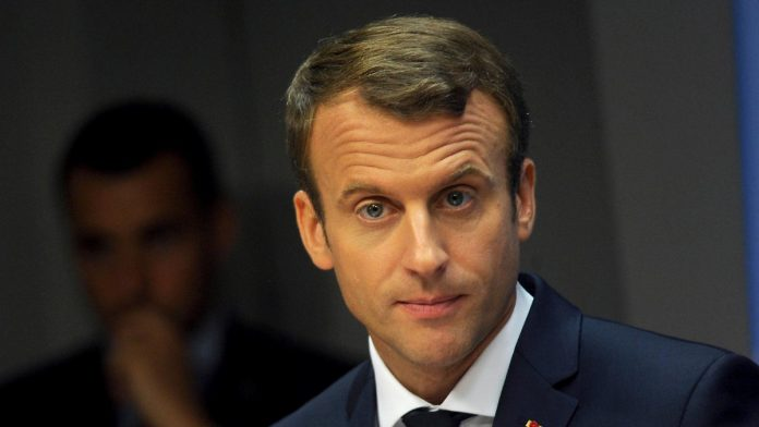 Macron and the values of the European Union: