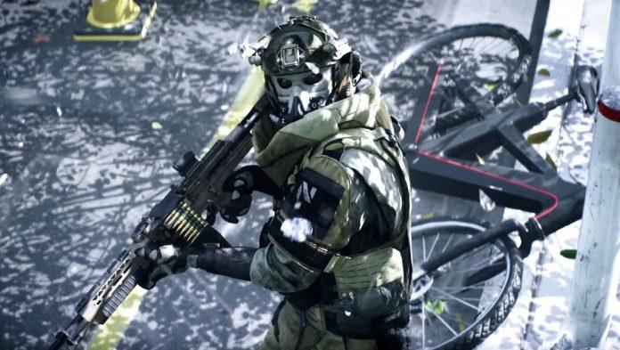 Move in Battlefield 2042 as in Battlefield V