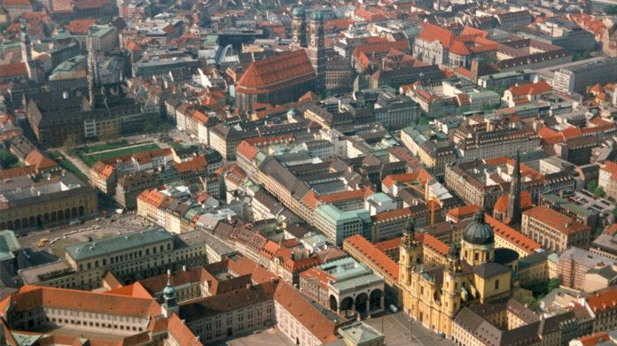 Munich Urban Collab: Finding the City of Tomorrow
