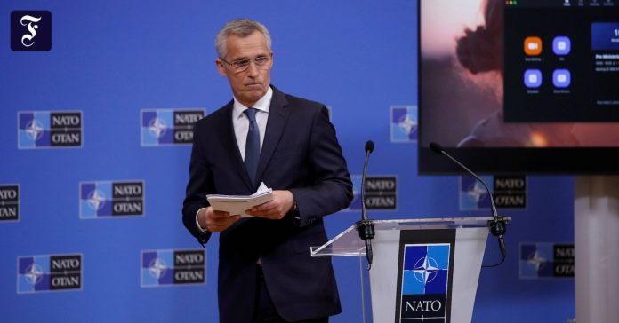 NATO gets to work