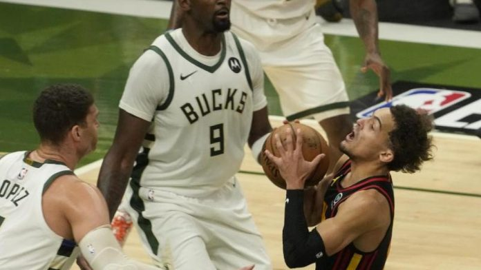 NBA: Milwaukee slows down Trae Young and equals in the semi-finals