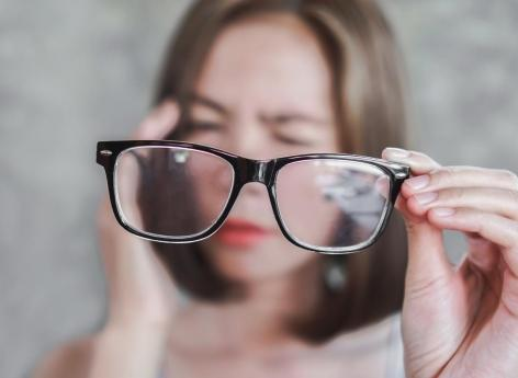 Nearsighted people have poorer quality of sleep