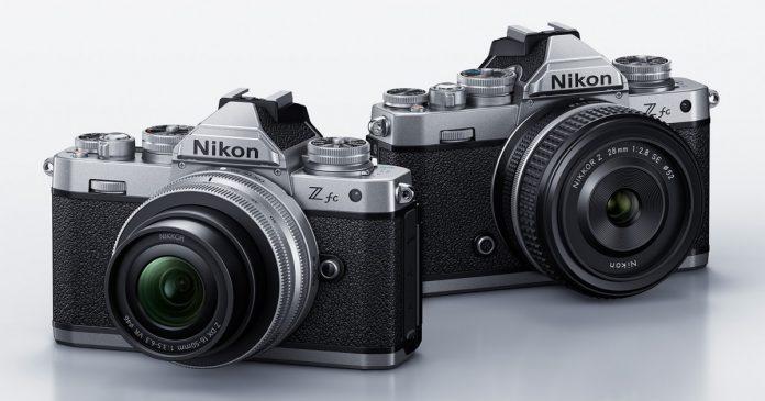 Nikon Brought Retro-Camera Z fc